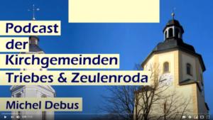 Podcast Kirchgemeinde Triebes