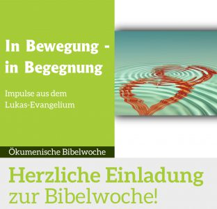 Plakat Bibelwoche 2021